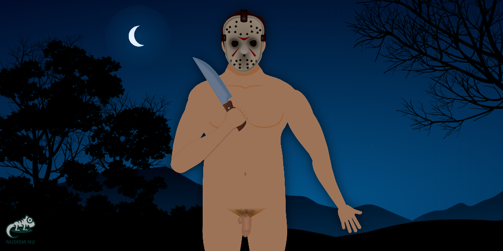 Friday the 13th - Clothing Optional World