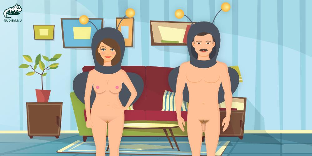 Nudist and Naturist Lifestyle
