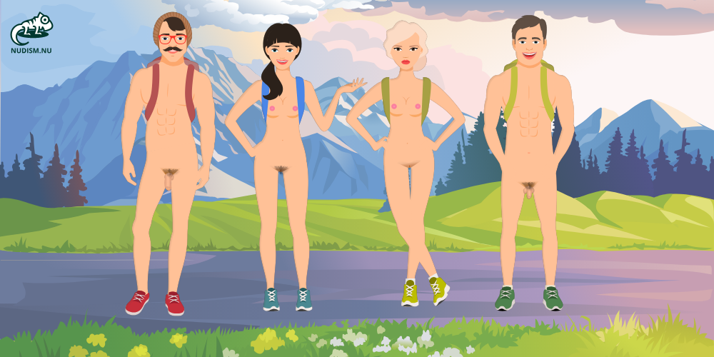 Nudist is Our Life Style
